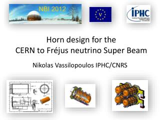 Horn design for the  CERN to Fréjus neutrino Super Beam