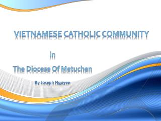 Vietnamese Catholic Community