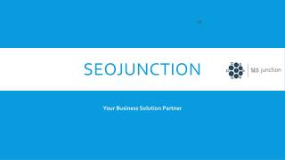 SEOjunction-Your Business Solution Partner