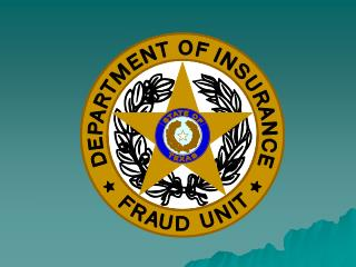 INSURANCE FRAUD  Everyone Pays  $$