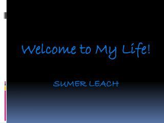 Sumer Leach