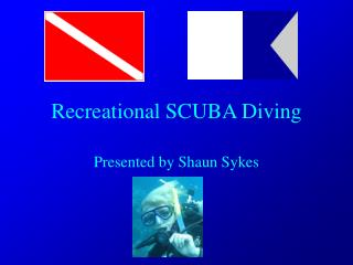 Recreational SCUBA Diving