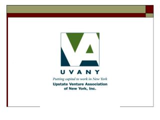 UVANY Mission Statement