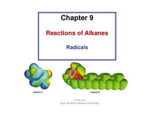 Chapter 9 Reactions of Alkanes Radicals