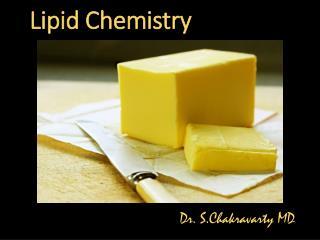 Lipid Chemistry