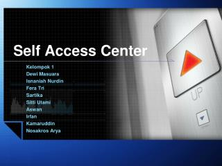 Self Access Center