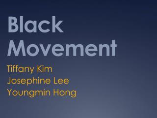 Black Movement