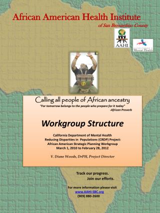 Calling all people of African ancestry