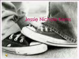 Jessie Nichole Kerns