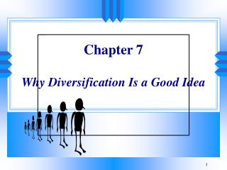 Chapter 7 Why Diversification Is a Good Idea