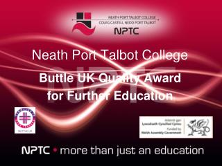 Neath Port Talbot College
