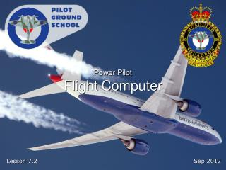 Power Pilot Flight Computer
