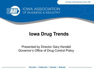 Iowa Drug Trends