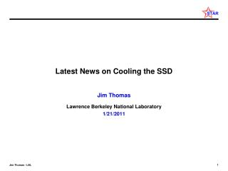 Latest News on Cooling the SSD
