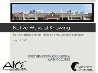 Native Ways of Knowing