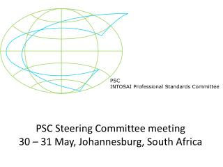 PSC INTOSAI Professional Standards Committee