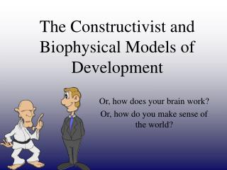 The Constructivist and Biophysical Models of Development