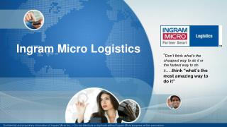 Ingram Micro Logistics