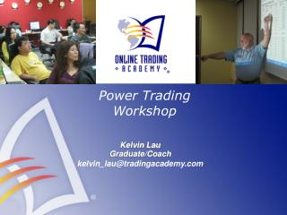 Power Trading Workshop