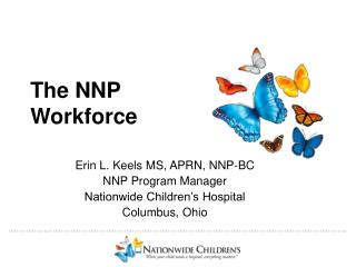 The NNP Workforce