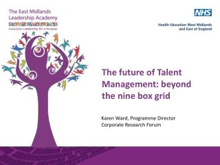 The future of Talent Management: beyond the nine box grid