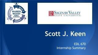 Scott J. Keen