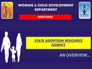 WOMAN & CHILD DEVELOPMENT DEPARTMENT