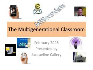 The Multigenerational Classroom