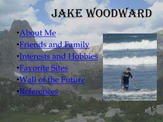 Jake Woodward