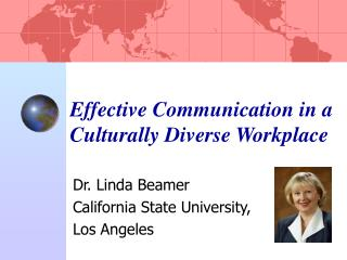Effective Communication in a Culturally Diverse Workplace