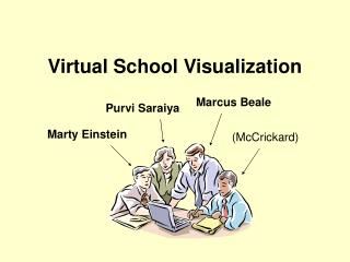 Virtual School Visualization