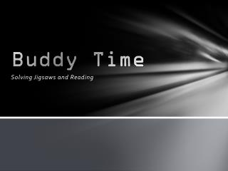 Buddy Time