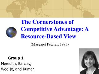The Cornerstones of Competitive Advantage: A Resource-Based View (Margaret Peteraf, 1993)