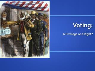 Voting: