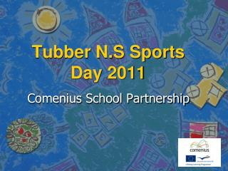 Tubber N.S Sports Day 2011