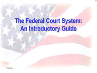 The Federal Court System: An Introductory Guide