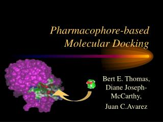 Pharmacophore-based Molecular Docking