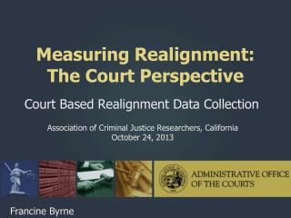 Measuring Realignment:  The Court Perspective
