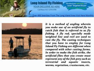 Long Island Fly Fishing