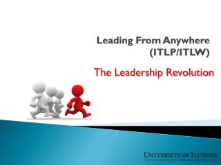 Leading From Anywhere (ITLP/ITLW)