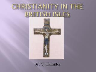 Christianity in the British Isles