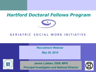 Hartford Doctoral Fellows Program