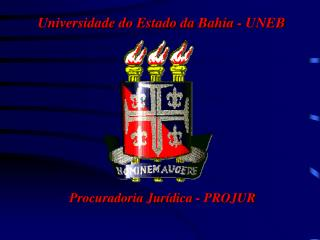 Universidade do Estado da Bahia - UNEB