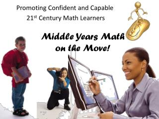 Middle Years Math on the Move!