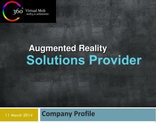 Virtualmob Corporate Presentation