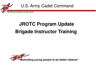 U.S. Army Cadet Command