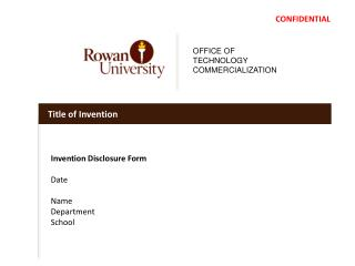 Title of Invention