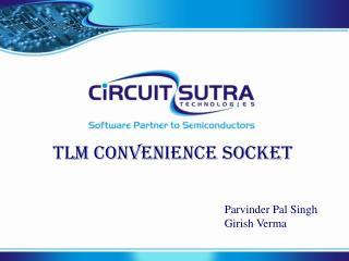 TLM Convenience Socket