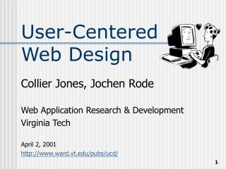 User-Centered Web Design