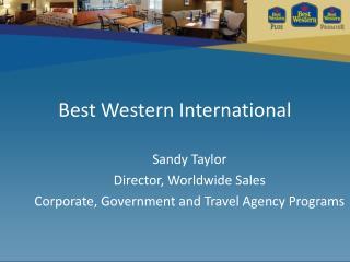 Best Western International